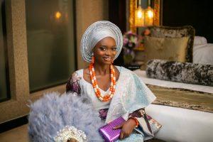 Bride in Traditional Attire